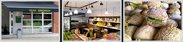 Oliva sandiwich in Boom - Het betere broodje